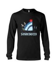 Sharkindeer Shirt Long Sleeve Tee thumbnail