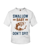 Swallow Baby Don't Spit Shirt Youth T-Shirt thumbnail