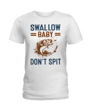 Swallow Baby Don't Spit Shirt Ladies T-Shirt thumbnail