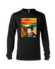 Halloween Dean Winchester Scream Shirt Long Sleeve Tee thumbnail