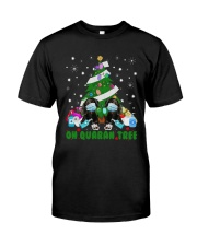 Daschund Oh Quaran Tree Shirt Premium Fit Mens Tee thumbnail