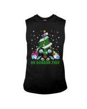 Daschund Oh Quaran Tree Shirt Sleeveless Tee thumbnail