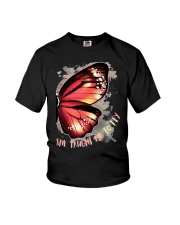 Butterfly Wing She Taught Me To Fly Shirt Youth T-Shirt thumbnail