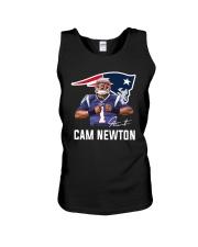 Welcome To Patriots Cam Newton Shirt Unisex Tank thumbnail
