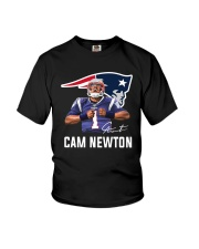 Welcome To Patriots Cam Newton Shirt Youth T-Shirt thumbnail