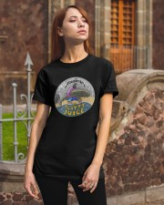 The Powerfish 3m Flatty Juice Shirt Classic T-Shirt apparel-classic-tshirt-lifestyle-06