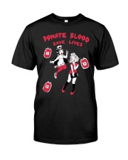 Echo Blood Save Lives Shirt Classic T-Shirt front