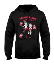 Echo Blood Save Lives Shirt Hooded Sweatshirt thumbnail