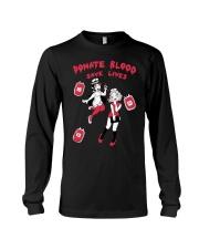 Echo Blood Save Lives Shirt Long Sleeve Tee thumbnail