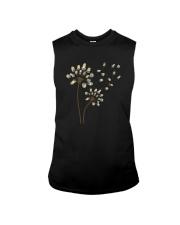 Dandelion Flower Minions Shirt Sleeveless Tee thumbnail