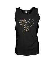 Dandelion Flower Minions Shirt Unisex Tank thumbnail