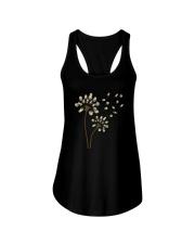 Dandelion Flower Minions Shirt Ladies Flowy Tank thumbnail