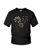 Dandelion Flower Minions Shirt Youth T-Shirt thumbnail