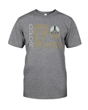 Dorks Value Only Analytics Shirt Classic T-Shirt front