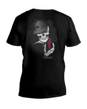 Skull International Harvester Shirt V-Neck T-Shirt thumbnail