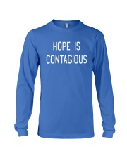 Steve Hofstetter Hope Is Contagious Shirt Long Sleeve Tee thumbnail
