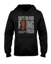 Liverpool Back On Our Fing Perch Shirt Hooded Sweatshirt thumbnail