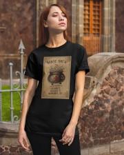 Nurse Brew Ativan 2 Haldol 3 Benadryl 50 Shirt Classic T-Shirt apparel-classic-tshirt-lifestyle-06