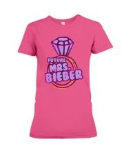 Ring Future Mrs Bieber Shirt Premium Fit Ladies Tee thumbnail