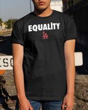 Los Angeles Equality Shirt Classic T-Shirt apparel-classic-tshirt-lifestyle-29