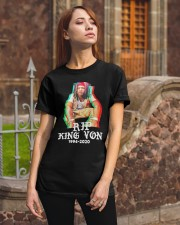 Rip 1994 2020 King Von Shirt Off Classic T-Shirt apparel-classic-tshirt-lifestyle-06