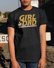 Kansas City Girl Dad Shirt Classic T-Shirt apparel-classic-tshirt-lifestyle-29