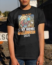 Trick Or Treat Stay Home Halloween 2020 Shirt Classic T-Shirt apparel-classic-tshirt-lifestyle-29
