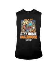 Trick Or Treat Stay Home Halloween 2020 Shirt Sleeveless Tee thumbnail