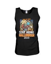 Trick Or Treat Stay Home Halloween 2020 Shirt Unisex Tank thumbnail