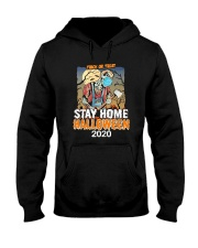 Trick Or Treat Stay Home Halloween 2020 Shirt Hooded Sweatshirt thumbnail