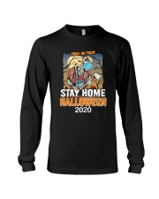 Trick Or Treat Stay Home Halloween 2020 Shirt Long Sleeve Tee thumbnail