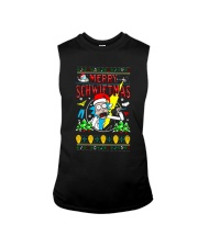 Morty Merry Schwiftmas Shirt Sleeveless Tee thumbnail