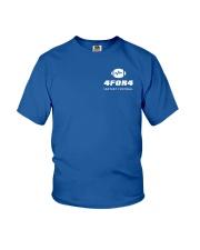 4for4 Fantasy Football Shirt Youth T-Shirt thumbnail