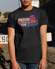 Proud Democrats For Trump Shirt Classic T-Shirt apparel-classic-tshirt-lifestyle-29