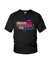 Proud Democrats For Trump Shirt Youth T-Shirt thumbnail