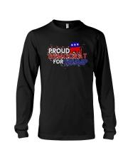 Proud Democrats For Trump Shirt Long Sleeve Tee thumbnail