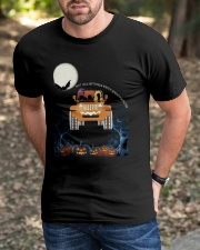 Halloween Not All Witches Drive Broomsticks Shirt Classic T-Shirt apparel-classic-tshirt-lifestyle-front-52
