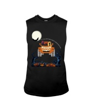 Halloween Not All Witches Drive Broomsticks Shirt Sleeveless Tee thumbnail