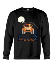 Halloween Not All Witches Drive Broomsticks Shirt Crewneck Sweatshirt thumbnail