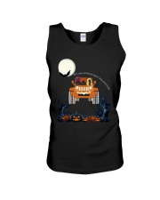 Halloween Not All Witches Drive Broomsticks Shirt Unisex Tank thumbnail