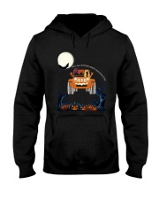 Halloween Not All Witches Drive Broomsticks Shirt Hooded Sweatshirt thumbnail