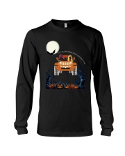 Halloween Not All Witches Drive Broomsticks Shirt Long Sleeve Tee thumbnail