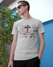 I Can Only Imagine Surrounded By Your Glory Shirt Classic T-Shirt apparel-classic-tshirt-lifestyle-17