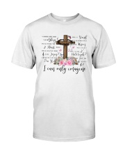 I Can Only Imagine Surrounded By Your Glory Shirt Classic T-Shirt front