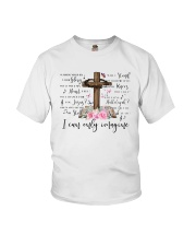 I Can Only Imagine Surrounded By Your Glory Shirt Youth T-Shirt thumbnail
