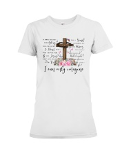 I Can Only Imagine Surrounded By Your Glory Shirt Premium Fit Ladies Tee thumbnail