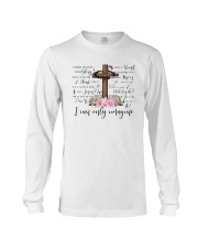 I Can Only Imagine Surrounded By Your Glory Shirt Long Sleeve Tee thumbnail