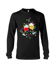 Wines Merry Christmas Light Shirt Long Sleeve Tee thumbnail