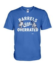 Barrels Are Overrated Los Angeles Shirt V-Neck T-Shirt thumbnail