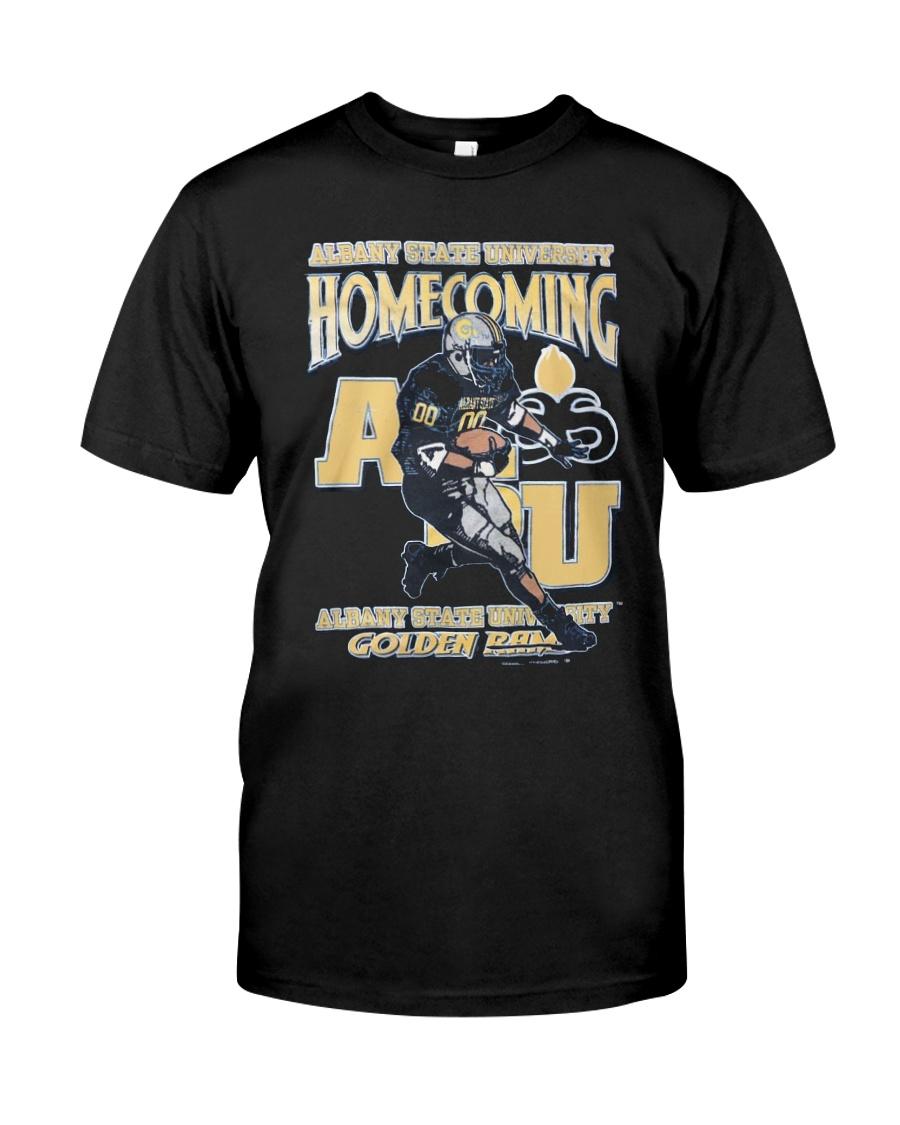 Albany State University Homecoming Asu Shirt Classic T-Shirt